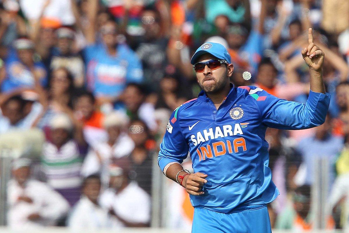 ભારતીય ક્રિકટ ટીમના ઓલરાઉન્ડર ખેલાડી યુવરાજસિંહની ક્રિકેટમાંથી સન્યાસની જાહેરાત