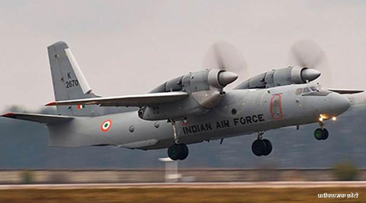 વાયુસેનાના લાપતા વિમાન AN-32નો કાટમાળ મળ્યો